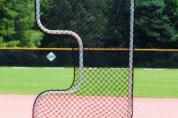Softball Pitcher Protector Screen